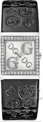 Guess Trend Wide Black Embed W75000L3
