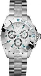 Guess Collection Stainless Steel Bracelet Chronograph 41500M1