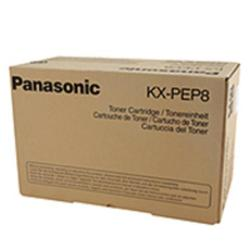 Panasonic KX-PEP8 Black Toner Cartridge