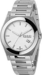 Gucci Pantheon Gents Stainless Steel YA115210
