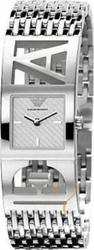 Emporio Armani Ladies White Steel Bracelet AR5760