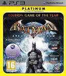 Batman: Arkham Asylum (Game of the Year Edition - Platinum) PS3