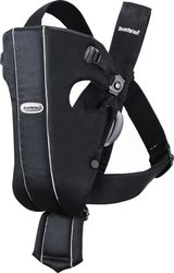 BabyBjorn Original Cotton Black