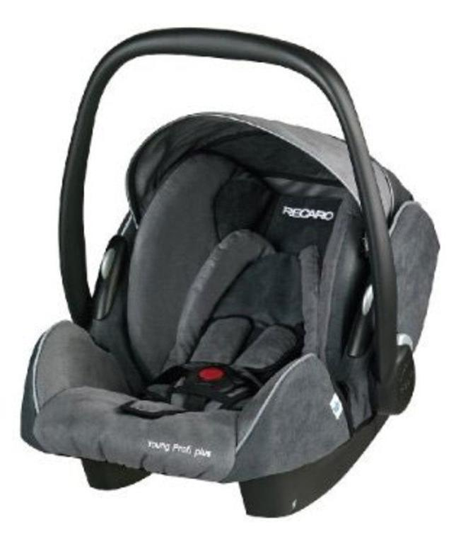Recaro Young Profi Plus Anleitung: Recaro Young Profi Plus