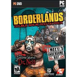 Borderlands Double Game Add On Pack PC