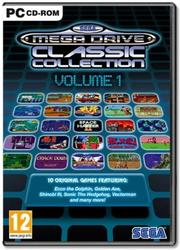 Sega Mega Drive Classic Collection - Volume 1 PC