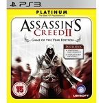Assassin's Creed II: Game of the Year Edition (Platinum) PS3