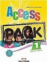 Access 1: Pack: Student's Book and Grammar Book