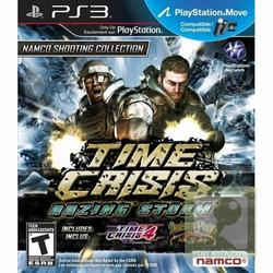 Time Crisis: Razing Storm (Move Edition) PS3
