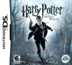 Harry Potter and The Deathly Hallows Part 1 DS