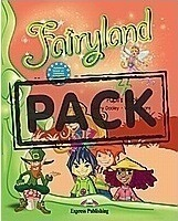 Fairyland 4 Pack: Pupil's Book