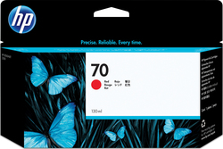 HP 70 Red 130ml (C9456A)