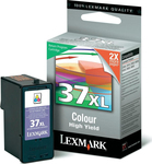 Lexmark 37XL Colour Return (18C2180E)