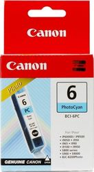 Canon BCI-6PC Photo Cyan (4709A002)