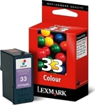 Lexmark 33 Color (18CX033E)