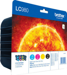 Brother LC980 Multipack (LC980VALBP)