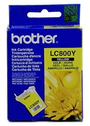Brother LC800 Yellow (LC800Y)