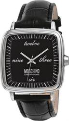 Moschino Time For Irony Black MW0180