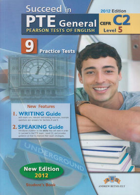 Succeed in PTE: Level 5- C2: Student's Book