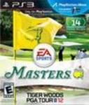 Tiger Woods PGA Tour 12: The Masters PS3