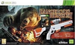 Cabela's Dangerous Hunts 2011 Bundle XBOX 360