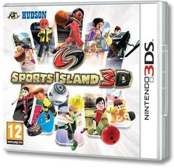 Sports Island 3D 3DS