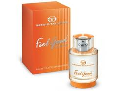 Sergio Tacchini Feel Good Eau de Toilette Woman 100ml