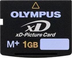 Olympus xD-Picture 1GB Type M+