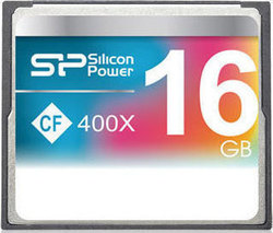 Silicon Power Compact Flash 16GB 400x