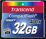 Transcend 400x CompactFlash Card 32GB