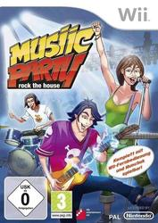 Musiic Party: Rock the House (Nintendo Wii)