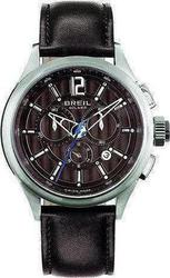Breil Milano 939 Chronograph Brown Leather Strap BW0534