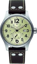 Hamilton Khaki Officer Automatic Small Second Watch H70655723