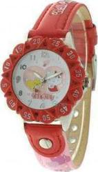 Hello Kitty Red Strap HK1500-518