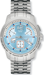 Swatch Irony Retrograde Nordic Power YRS417G