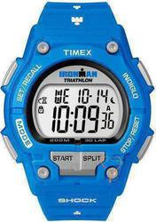 Timex Ironman Blue Rubber Strap T5K433