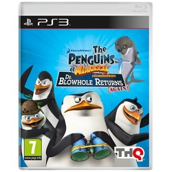 Penguins of Madagascar: Dr. Blowhole Returns Again! PS3