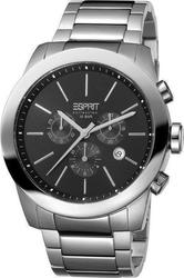 Esprit Belos Chrono Black Dila Stainless Steel Bracelet EL900151001
