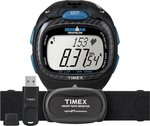 Timex Ironman Race Trainer Pro Kit HRM Black