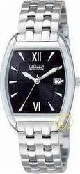 Citizen Eco Drive Stainless Steel Watch EW1190-54E