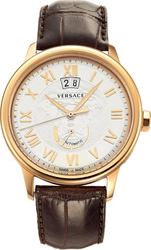 Versace Automatic Brown Strap 22A80D002S497