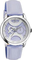 Dolce & Gabbana Twin Tip Purple Leather Strap DW0757