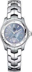 TAG Heuer TAGHeuer Link Stainless Steel Bracelet Blue Dial - WJ1316BA0573