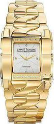 Saint Honore Gala Collection Gold Stainless Steel Bracelet 7171513YB4D