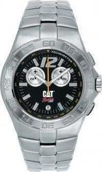 CAT Champion Chronograph Stainless Steel Bracelet R414311133