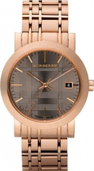 Burberry Rose Gold Stainless Steel Bracelet BU1861