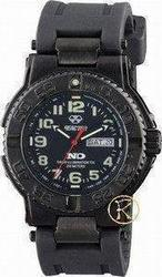 Reactor Trident Never Dark Technology Black Polyurethane Strap 59581