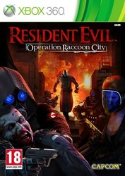 Resident Evil: Operation Raccoon City XBOX 360