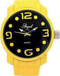 Angel New York Black Yellow Rubber AP1246Y
