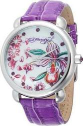 Ed Hardy Womens Garden Purple GN-PU